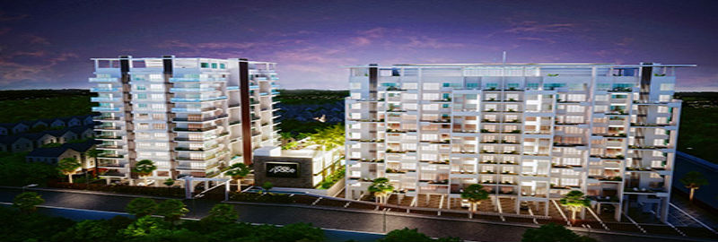 3BHK Luxurious Flats For Sale in NIBM Pune by VTP Group